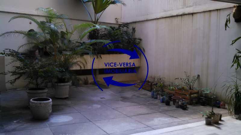 area-comum - Apartamento À venda na Tijuca, parte nobre - salão, sala anexa, 3 quartos, suíte, dependências, 2 vagas! - 1209 - 3