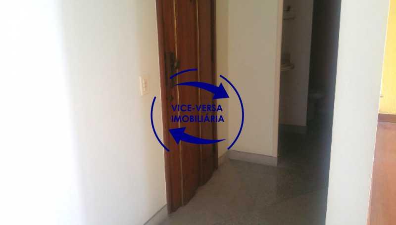 hall-de-entrada - Apartamento À venda na Tijuca, parte nobre - salão, sala anexa, 3 quartos, suíte, dependências, 2 vagas! - 1209 - 6