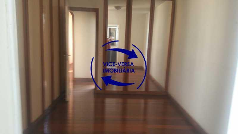 suite - Apartamento À venda na Tijuca, parte nobre - salão, sala anexa, 3 quartos, suíte, dependências, 2 vagas! - 1209 - 14