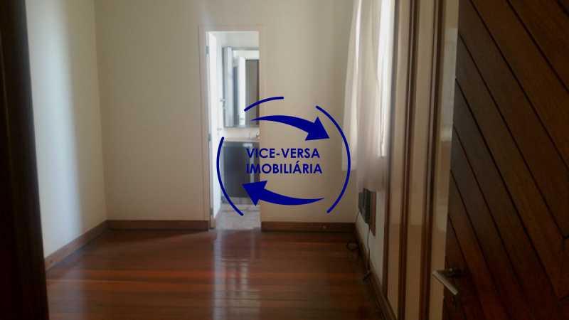 suite - Apartamento À venda na Tijuca, parte nobre - salão, sala anexa, 3 quartos, suíte, dependências, 2 vagas! - 1209 - 15