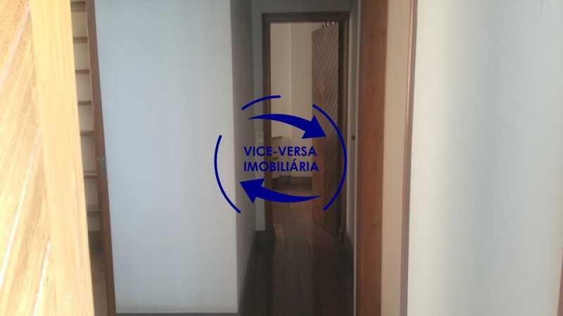 segunda-circulacao - Apartamento À venda na Tijuca, parte nobre - salão, sala anexa, 3 quartos, suíte, dependências, 2 vagas! - 1209 - 18