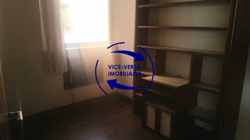 primeiro-quarto - Apartamento À venda na Tijuca, parte nobre - salão, sala anexa, 3 quartos, suíte, dependências, 2 vagas! - 1209 - 19