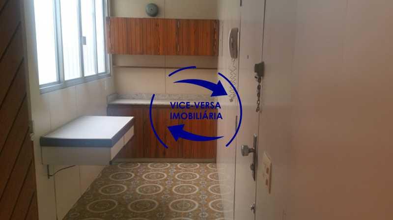 copa - Apartamento À venda na Tijuca, parte nobre - salão, sala anexa, 3 quartos, suíte, dependências, 2 vagas! - 1209 - 25