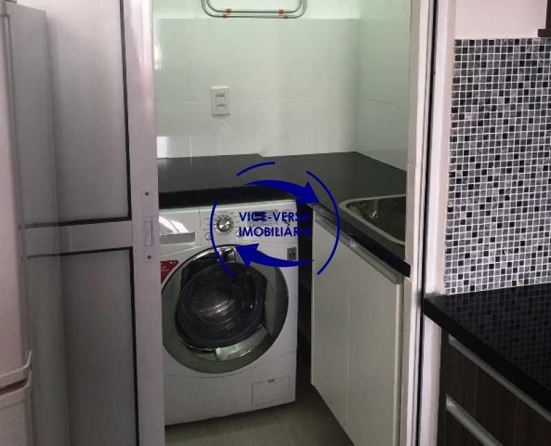 lavanderia - Apartamento Centro, Rio de Janeiro, RJ À Venda, 1 Quarto, 50m² - 1217 - 10