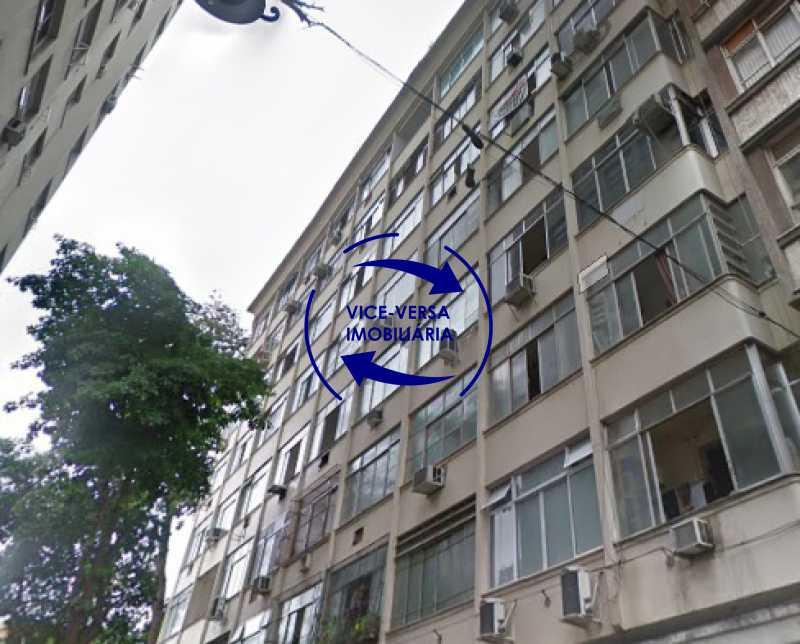 fachada - Apartamento Centro, Rio de Janeiro, RJ À Venda, 1 Quarto, 50m² - 1217 - 1