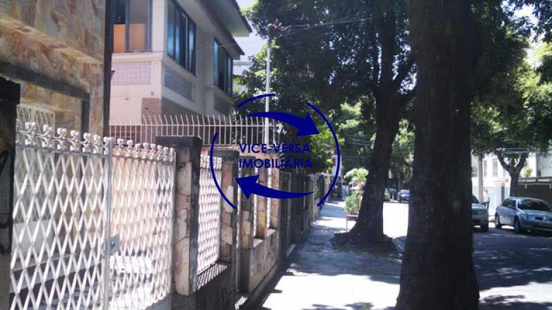 proximidades - Casa duplex À venda na Tijuca, rua Carmela Dutra - 5 quartos, lavanderia, dependências, garagem, próximo de tudo! - 1233 - 1