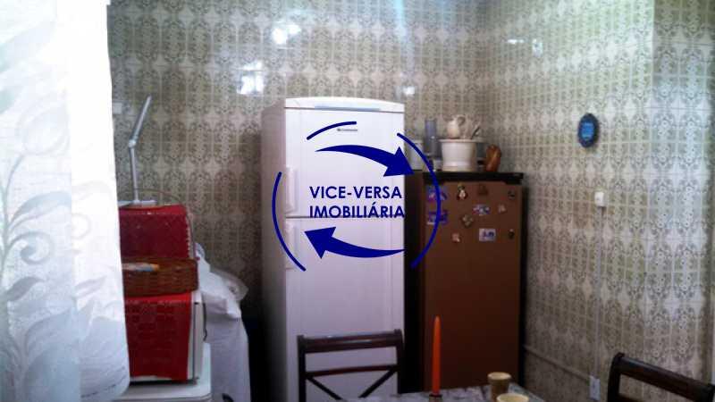 copa - Casa duplex À venda na Tijuca, rua Carmela Dutra - 5 quartos, lavanderia, dependências, garagem, próximo de tudo! - 1233 - 9