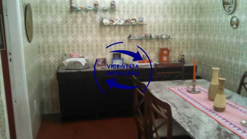 copa - Casa duplex À venda na Tijuca, rua Carmela Dutra - 5 quartos, lavanderia, dependências, garagem, próximo de tudo! - 1233 - 10