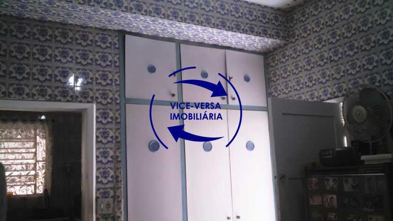 cozinha-detalhe-despensa - Casa duplex À venda na Tijuca, rua Carmela Dutra - 5 quartos, lavanderia, dependências, garagem, próximo de tudo! - 1233 - 12