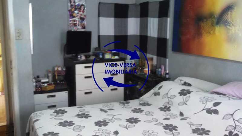 terceiro-quarto - Casa duplex À venda na Tijuca, rua Carmela Dutra - 5 quartos, lavanderia, dependências, garagem, próximo de tudo! - 1233 - 20