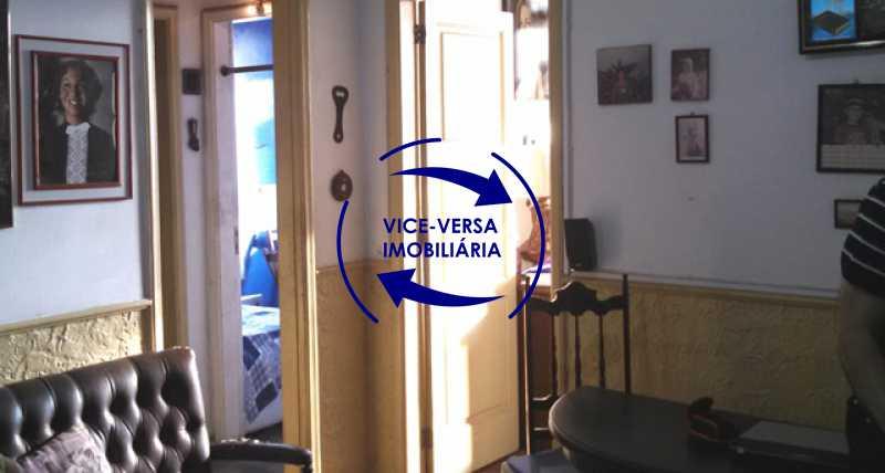 sala - Apartamento À venda no Rocha - 2 quartos, condomínio barato, a 5 minutos da Rua Ana Néri! - 1250 - 6