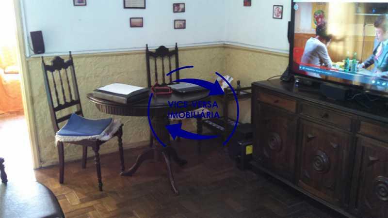 sala - Apartamento À venda no Rocha - 2 quartos, condomínio barato, a 5 minutos da Rua Ana Néri! - 1250 - 9