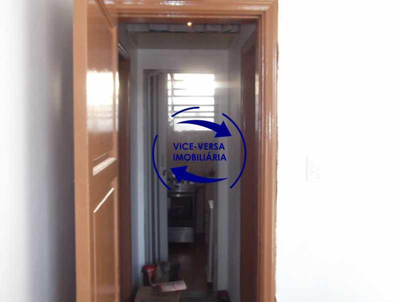 circulacao - Apartamento À venda no Rocha - 2 quartos, condomínio barato, a 5 minutos da Rua Ana Néri! - 1250 - 11