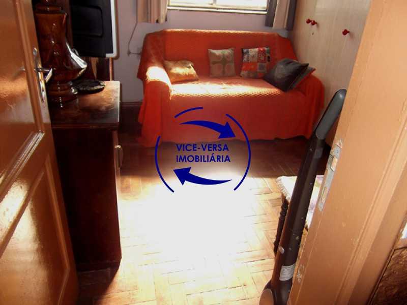 primeiro-quarto - Apartamento À venda no Rocha - 2 quartos, condomínio barato, a 5 minutos da Rua Ana Néri! - 1250 - 12
