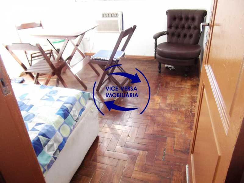 segundo-quarto - Apartamento À venda no Rocha - 2 quartos, condomínio barato, a 5 minutos da Rua Ana Néri! - 1250 - 15