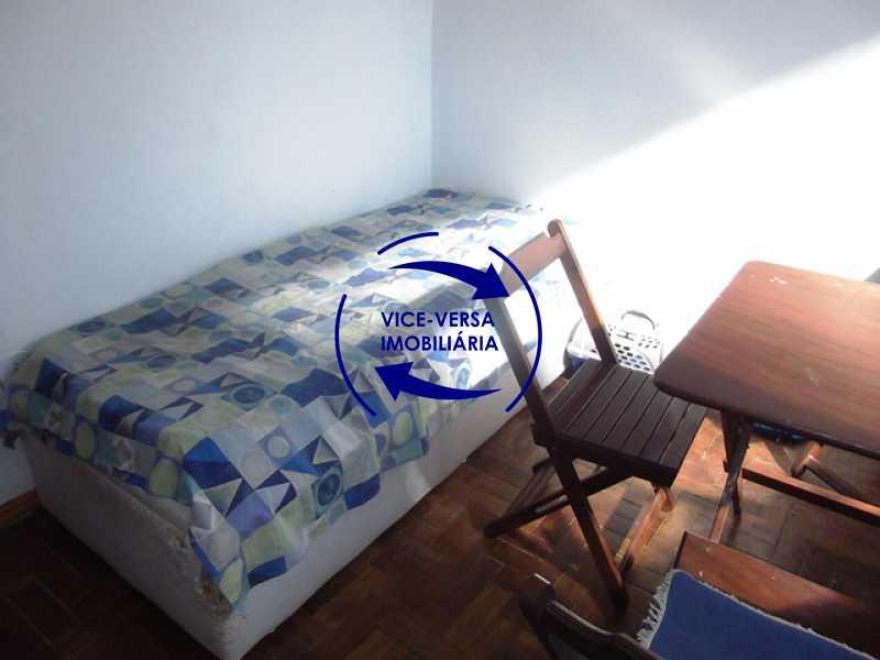 segundo-quarto - Apartamento À venda no Rocha - 2 quartos, condomínio barato, a 5 minutos da Rua Ana Néri! - 1250 - 16