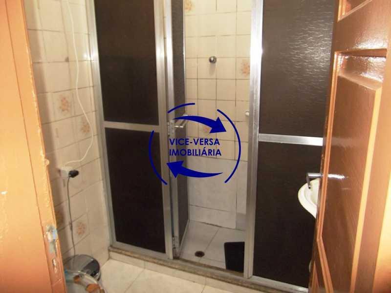 banheiro - Apartamento À venda no Rocha - 2 quartos, condomínio barato, a 5 minutos da Rua Ana Néri! - 1250 - 18