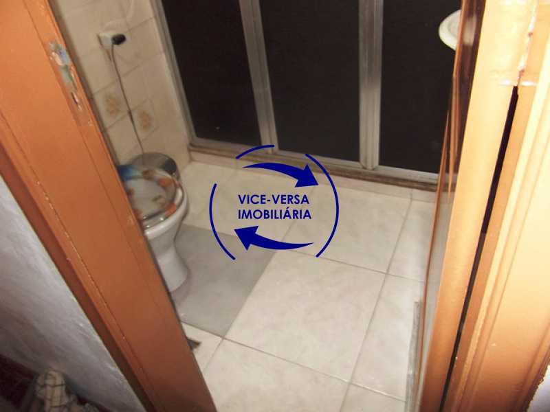 banheiro - Apartamento À venda no Rocha - 2 quartos, condomínio barato, a 5 minutos da Rua Ana Néri! - 1250 - 19