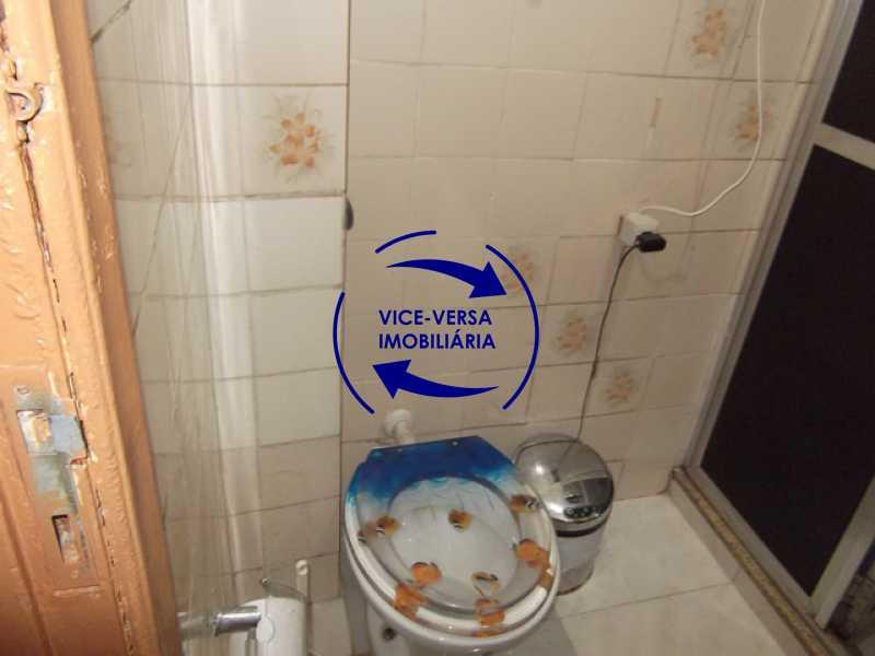 banheiro - Apartamento À venda no Rocha - 2 quartos, condomínio barato, a 5 minutos da Rua Ana Néri! - 1250 - 20
