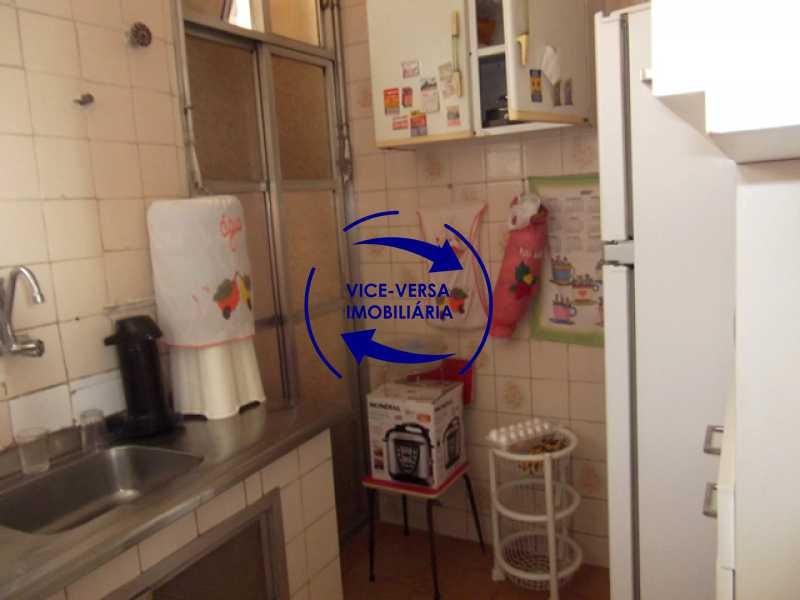 cozinha - Apartamento À venda no Rocha - 2 quartos, condomínio barato, a 5 minutos da Rua Ana Néri! - 1250 - 21