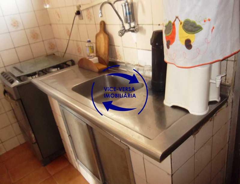 cozinha - Apartamento À venda no Rocha - 2 quartos, condomínio barato, a 5 minutos da Rua Ana Néri! - 1250 - 22