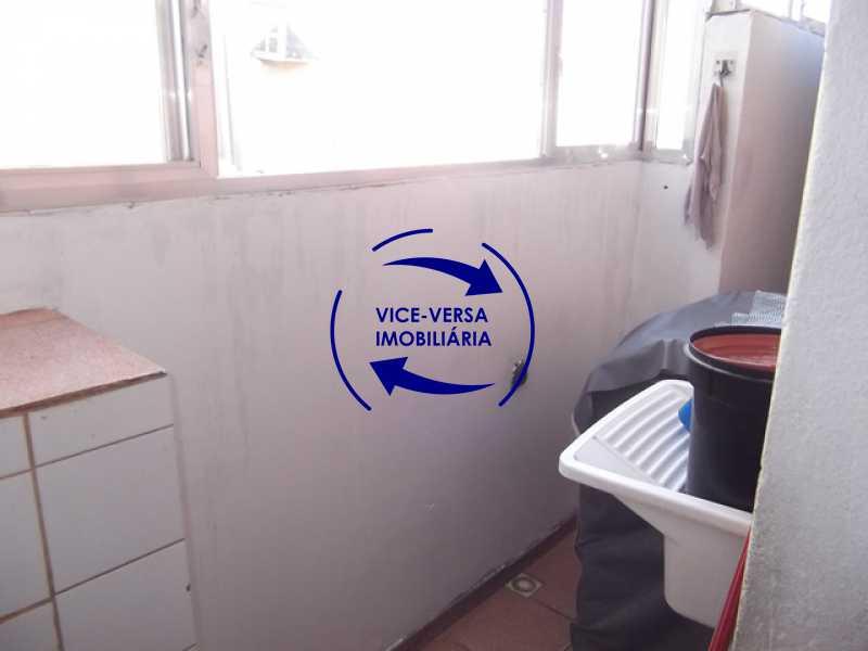 area-de-servico - Apartamento À venda no Rocha - 2 quartos, condomínio barato, a 5 minutos da Rua Ana Néri! - 1250 - 25