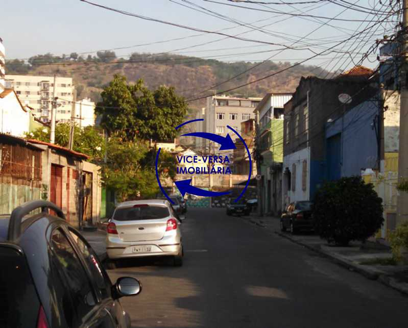 proximidades - Apartamento À venda no Rocha - Sala, 2 quartos, condomínio barato, a 5 minutos da Rua Ana Néri! - 1251 - 4
