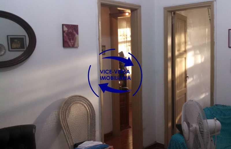 sala - Apartamento À venda no Rocha - Sala, 2 quartos, condomínio barato, a 5 minutos da Rua Ana Néri! - 1251 - 6