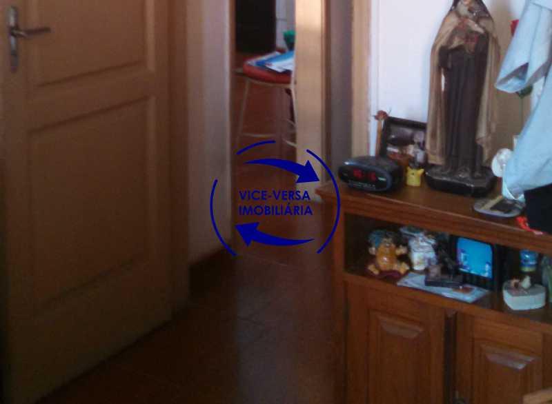 primeiro-quarto - Apartamento À venda no Rocha - Sala, 2 quartos, condomínio barato, a 5 minutos da Rua Ana Néri! - 1251 - 11