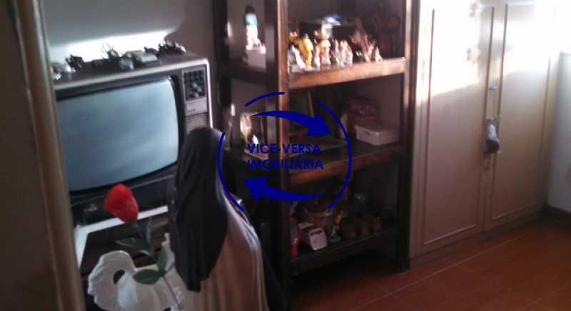 primeiro-quarto - Apartamento À venda no Rocha - Sala, 2 quartos, condomínio barato, a 5 minutos da Rua Ana Néri! - 1251 - 13