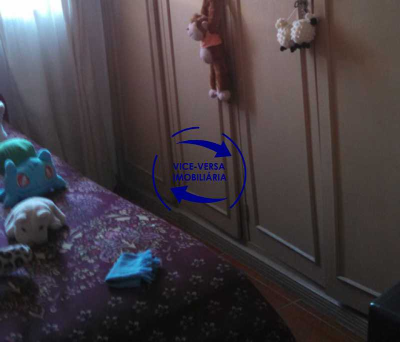 segundo-quarto - Apartamento À venda no Rocha - Sala, 2 quartos, condomínio barato, a 5 minutos da Rua Ana Néri! - 1251 - 17