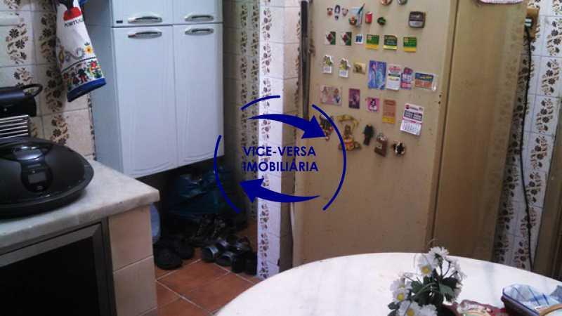 cozinha - Apartamento À venda no Rocha - Sala, 2 quartos, condomínio barato, a 5 minutos da Rua Ana Néri! - 1251 - 22