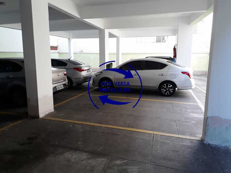 garagem - Apartamento À Venda - Méier - Rio de Janeiro - RJ - 0545 - 25