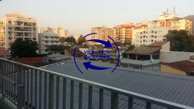 vista-da-varanda - Apartamento À Venda - Méier - Rio de Janeiro - RJ - 0545 - 7