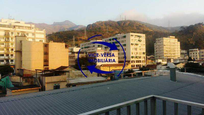 vista-da-varanda - Apartamento À Venda - Méier - Rio de Janeiro - RJ - 0545 - 8