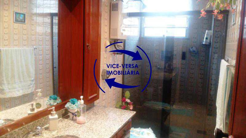 banheiro-social - Apartamento À Venda - Méier - Rio de Janeiro - RJ - 0545 - 16