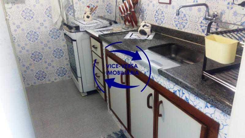 cozinha - Apartamento À Venda - Méier - Rio de Janeiro - RJ - 0545 - 16