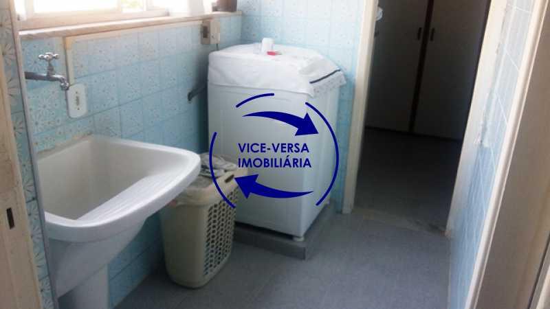 lavanderia - Apartamento À Venda - Méier - Rio de Janeiro - RJ - 0545 - 20