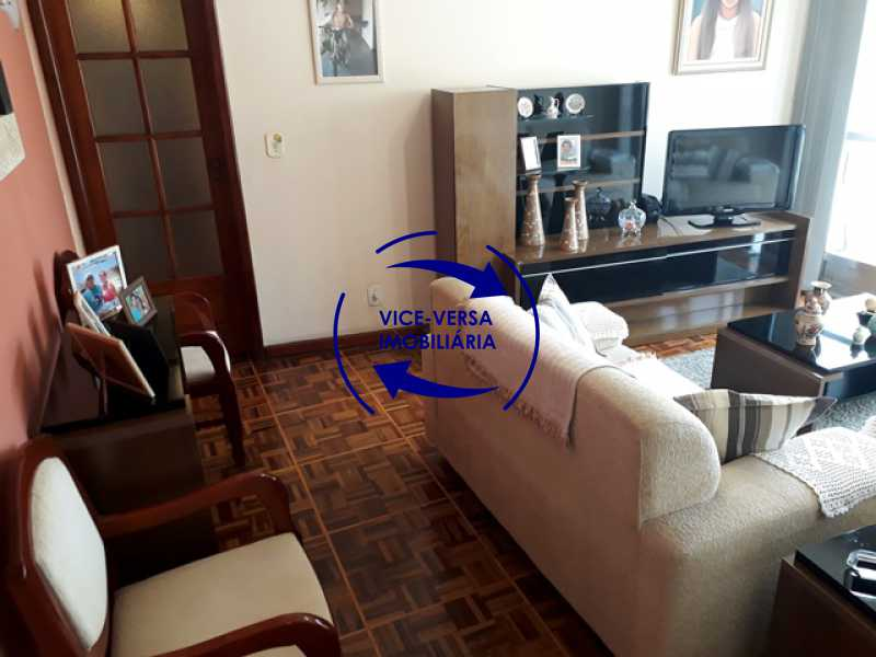 sala - Apartamento À Venda - Méier - Rio de Janeiro - RJ - 0545 - 6