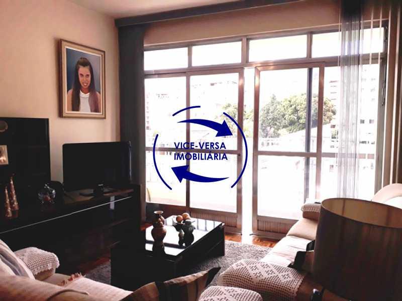 sala - Apartamento À Venda - Méier - Rio de Janeiro - RJ - 0545 - 5