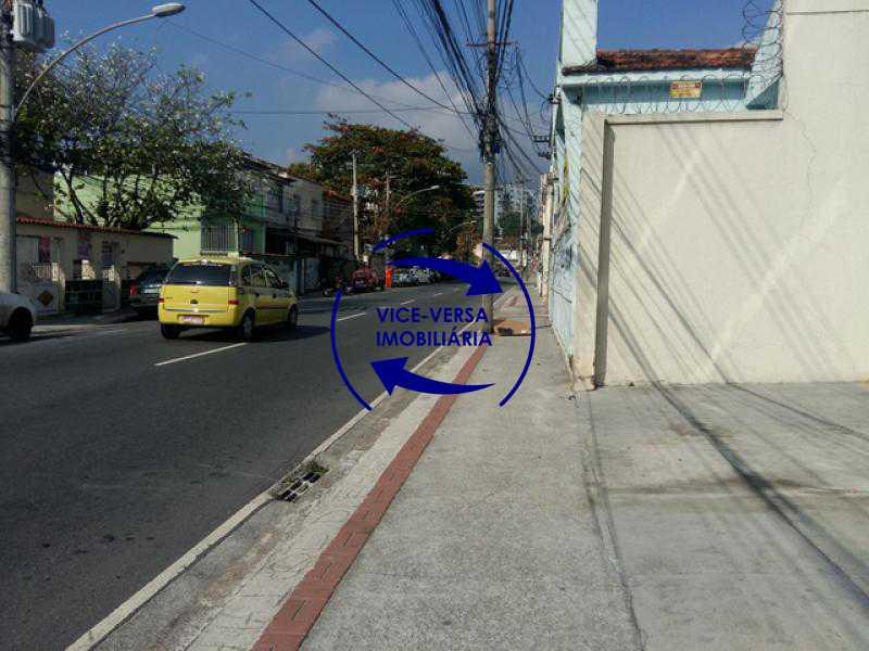 proximidades - Apartamento À venda em Todos os Santos - sala, 2 quartos, área de serviço, vaga! - 1057-5 - 3