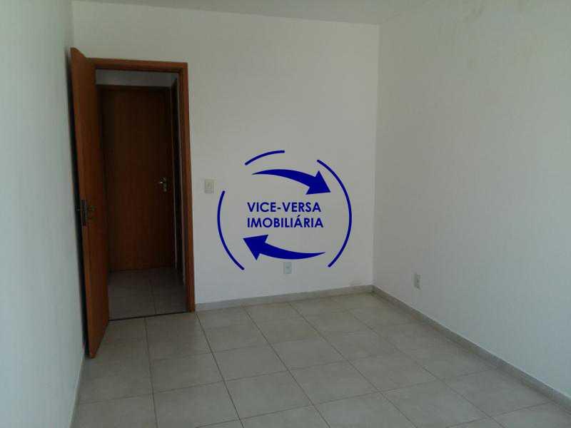 primeiro-quarto - Apartamento À venda em Todos os Santos - sala, 2 quartos, área de serviço, vaga! - 1057-5 - 16