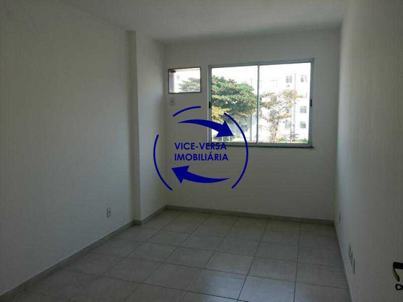 primeiro-quarto - Apartamento À venda em Todos os Santos - sala, 2 quartos, área de serviço, vaga! - 1057-5 - 17