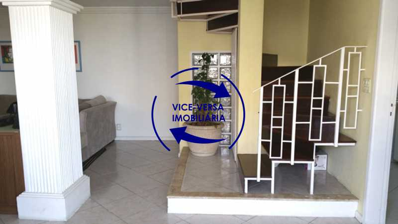sala-de-estar - Cobertura duplex À venda na Barra da Tijuca, Condomínio Mandala - 3 quartos, suíte, dependências e 2 vagas! - Z1205 - 7