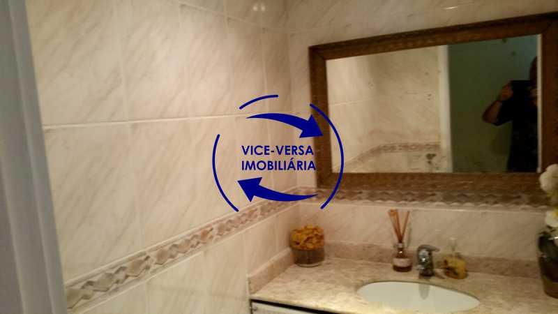 lavabo - Cobertura duplex À venda na Barra da Tijuca, Condomínio Mandala - 3 quartos, suíte, dependências e 2 vagas! - Z1205 - 4