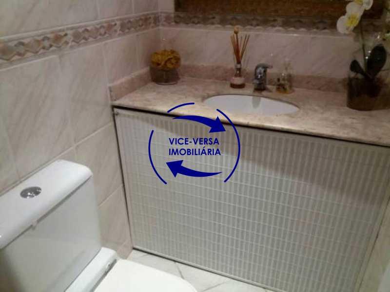 lavabo - Cobertura duplex À venda na Barra da Tijuca, Condomínio Mandala - 3 quartos, suíte, dependências e 2 vagas! - Z1205 - 5