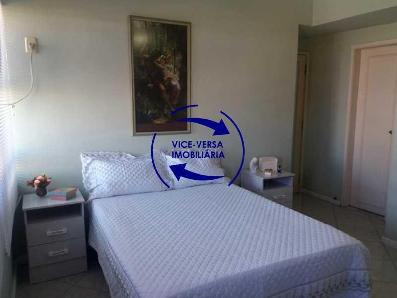 suite - Cobertura duplex À venda na Barra da Tijuca, Condomínio Mandala - 3 quartos, suíte, dependências e 2 vagas! - Z1205 - 14