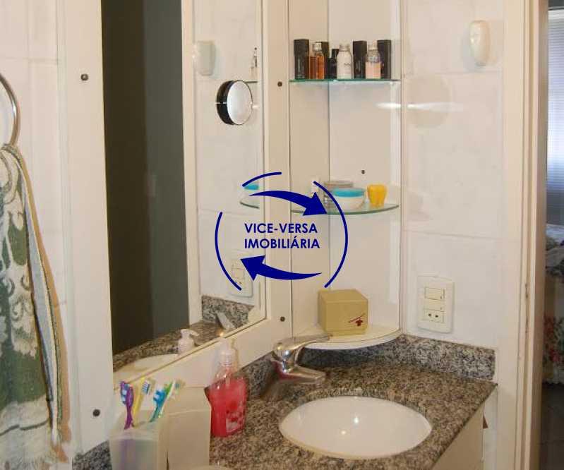 banheiro-da-suite - Cobertura duplex À venda na Barra da Tijuca, Condomínio Mandala - 3 quartos, suíte, dependências e 2 vagas! - Z1205 - 16