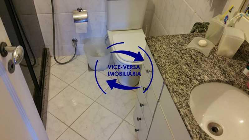 banheiro-da-suite - Cobertura duplex À venda na Barra da Tijuca, Condomínio Mandala - 3 quartos, suíte, dependências e 2 vagas! - Z1205 - 17