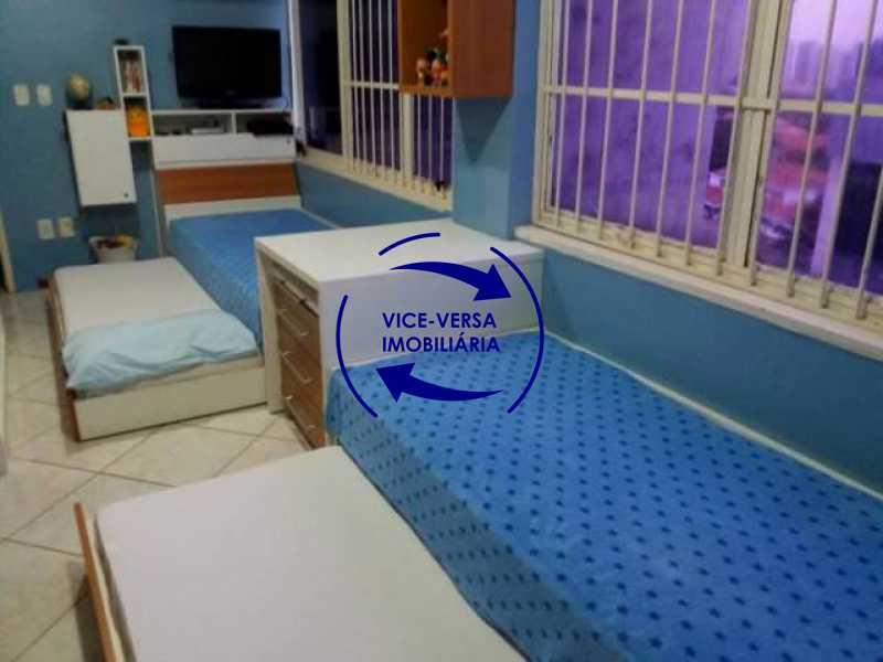 quarto - Cobertura duplex À venda na Barra da Tijuca, Condomínio Mandala - 3 quartos, suíte, dependências e 2 vagas! - Z1205 - 18